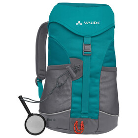 VAUDE Puck 10 Backpack Kids green spinel